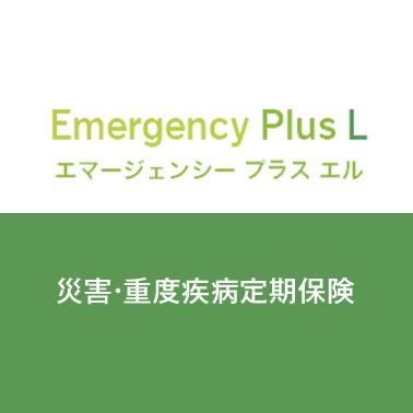 エマージェンシープラス エル 災害・重度疾病定期保険