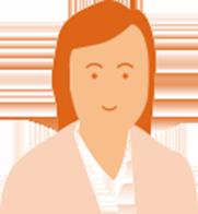 被保険者建設用資材卸売業 会長 従業員20名(60歳 女性)