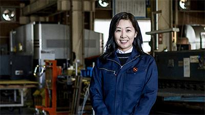 社員のため、女性のため、そして静岡のため絆を紡ぐ/株式会社山崎製作所 代表取締役 山崎 かおり さん
